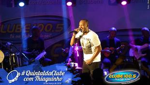 Foto Quintal da Clube com Thiaguinho 36