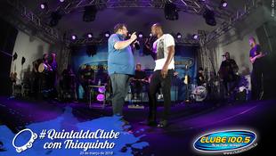 Foto Quintal da Clube com Thiaguinho 41