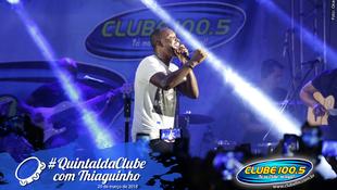 Foto Quintal da Clube com Thiaguinho 47