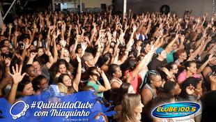 Foto Quintal da Clube com Thiaguinho 66
