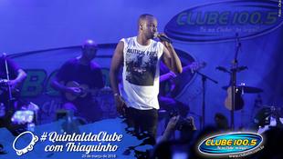 Foto Quintal da Clube com Thiaguinho 73