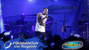 Foto Quintal da Clube com Thiaguinho 76
