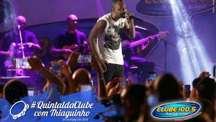 Foto Quintal da Clube com Thiaguinho 80