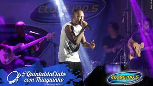 Foto Quintal da Clube com Thiaguinho 85