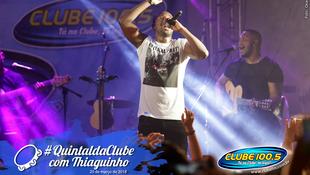 Foto Quintal da Clube com Thiaguinho 91