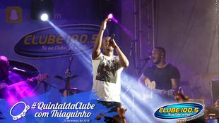 Foto Quintal da Clube com Thiaguinho 92