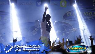 Foto Quintal da Clube com Thiaguinho 101