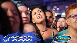 Foto Quintal da Clube com Thiaguinho 105
