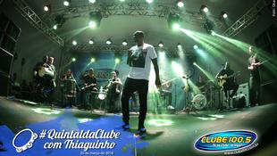 Foto Quintal da Clube com Thiaguinho 108