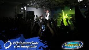 Foto Quintal da Clube com Thiaguinho 115