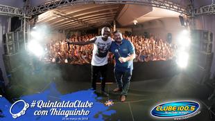 Foto Quintal da Clube com Thiaguinho 124