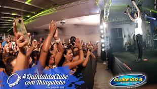 Foto Quintal da Clube com Thiaguinho 137