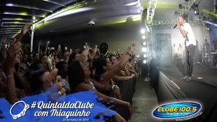 Foto Quintal da Clube com Thiaguinho 139