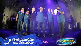 Foto Quintal da Clube com Thiaguinho 143