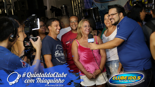 Foto Quintal da Clube com Thiaguinho 161