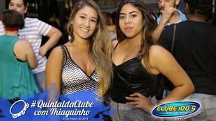 Foto Quintal da Clube com Thiaguinho 165