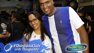 Foto Quintal da Clube com Thiaguinho 168