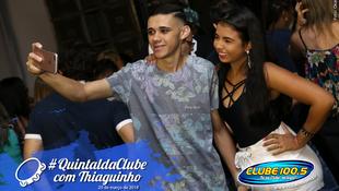 Foto Quintal da Clube com Thiaguinho 170