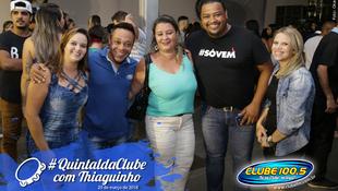 Foto Quintal da Clube com Thiaguinho 173