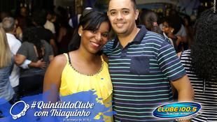 Foto Quintal da Clube com Thiaguinho 180