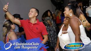 Foto Quintal da Clube com Thiaguinho 182