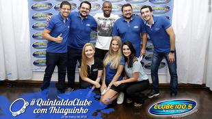 Foto Quintal da Clube com Thiaguinho 185