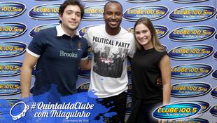 Foto Quintal da Clube com Thiaguinho 186