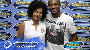 Foto Quintal da Clube com Thiaguinho 192