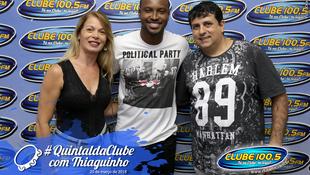 Foto Quintal da Clube com Thiaguinho 198