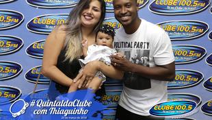 Foto Quintal da Clube com Thiaguinho 199
