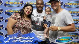 Foto Quintal da Clube com Thiaguinho 201