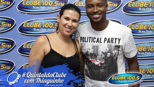 Foto Quintal da Clube com Thiaguinho 202