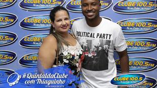 Foto Quintal da Clube com Thiaguinho 204