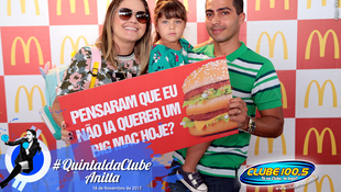 Foto Quintal da Clube com Anitta 4