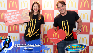 Foto Quintal da Clube com Anitta 7