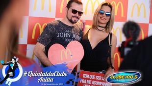Foto Quintal da Clube com Anitta 16