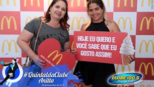 Foto Quintal da Clube com Anitta 17