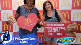 Foto Quintal da Clube com Anitta 20