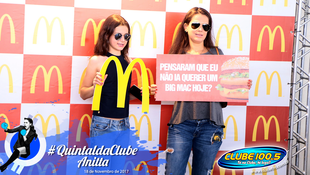 Foto Quintal da Clube com Anitta 24