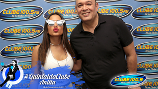 Foto Quintal da Clube com Anitta 65
