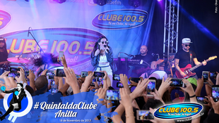 Foto Quintal da Clube com Anitta 86
