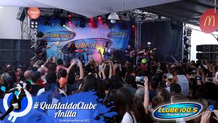 Foto Quintal da Clube com Anitta 88