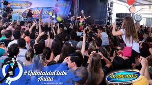 Foto Quintal da Clube com Anitta 90