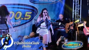 Foto Quintal da Clube com Anitta 91