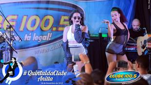 Foto Quintal da Clube com Anitta 99