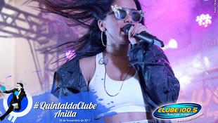 Foto Quintal da Clube com Anitta 100