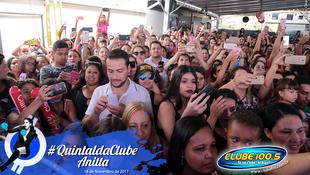 Foto Quintal da Clube com Anitta 105