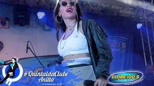 Foto Quintal da Clube com Anitta 107
