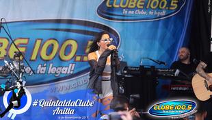 Foto Quintal da Clube com Anitta 109