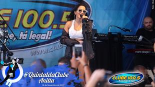 Foto Quintal da Clube com Anitta 112